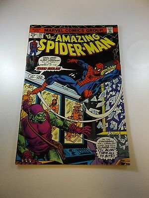 Amazing Spider-Man #137 FN/VF condition MVS intact Huge auction going on now!
