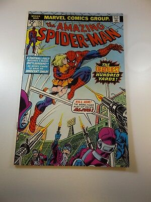 Amazing Spider-Man #153 VF- condition Huge auction going on now!