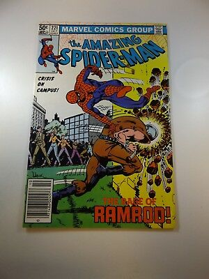 Amazing Spider-Man #221 VF condition Huge auction going on now!