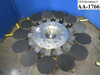 AMAT Applied Materials Quantum Leap 2 Ion Implanter Wheel Used Working