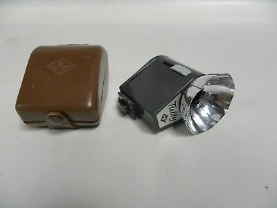 Vintage AGFA Tully Folding Camera Flash Bulb Holder Unit  (A4)