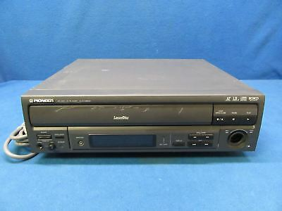 Pioneer CLD-V2600 CD/CD Video/Laserdisc Player *Tested/Working*