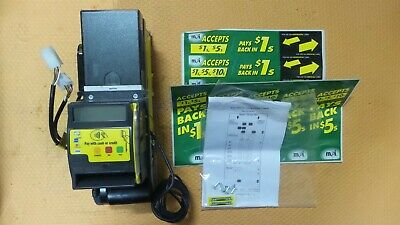 MEI VN 27P2R U5M Bill Validator MARS Vending 4in1 Credit Card Recycler Dollar