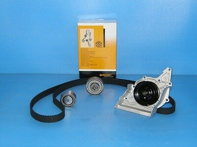 Timing Belt Kit ContiTech CT726K1 Audi 2.6 - 2.8 Petrol + Water Pump