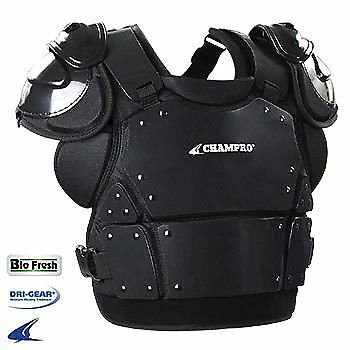 Pro-Plus Plate Armor Umpire Chest Protector- Large