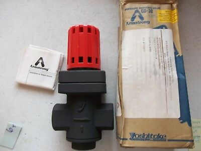 New In Box Armstrong Gd-30 Pressure Relief Valve D24610 (277)