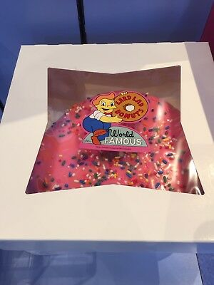 Universal Studios The Simpsons Large Donut Fresh