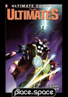 Ultimate Comics Ultimates Disassembled - Softcover