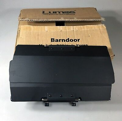 Lumos Barndoors for 300 Series Light Unit #887515054816