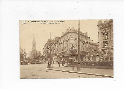 Schaerbeek-Avenue Louis bertrand