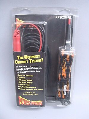 NEW Power Probe PP3CSFIRE The Ultimate Circuit Tester