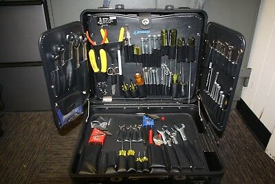 Jensen Tools  Kit with Rolling Case