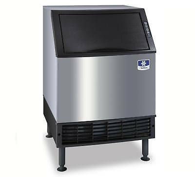 Manitowoc UYF-0190A 198lb NEO Series Undercounter Half Dice Ice Machine - Air