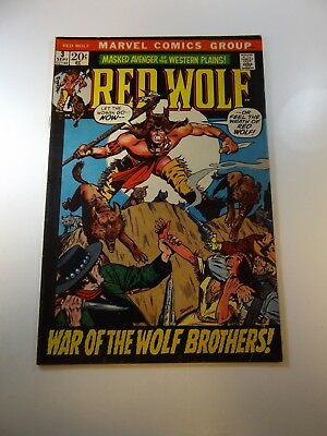 Red Wolf #3 VG condition Free shipping on orders over $100.00!