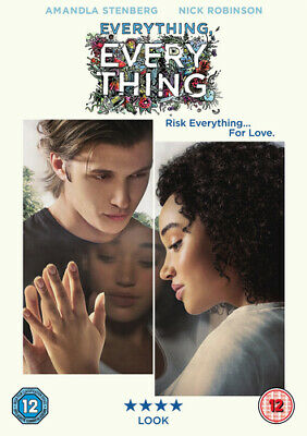 Everything, Everything DVD (2017) Amandla Stenberg, Meghie (DIR) cert 12