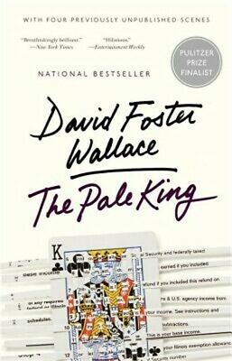The Pale King: An Unfinished Novel (Paperback or Softback)