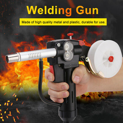 Welding Spool Gun Push Pull Feeder Aluminum Torch Welder With 3 Meter Cable hon