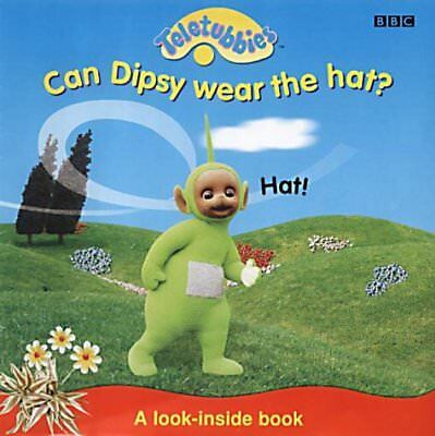 """Teletubbies"": Can Dipsy Wear the Hat? (Teletubbies - look... 