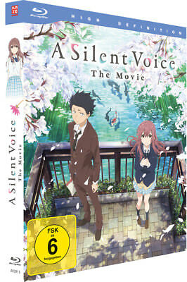 A Silent Voice - Deluxe Edition - Blu-Ray - NEU