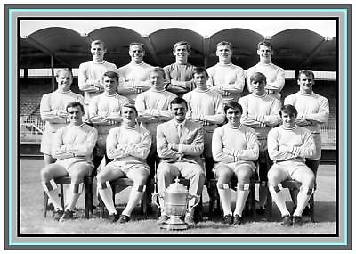 Collectors/Photograph/Print/7 x 5 Photo/Coventry City 1967 Division 2 Winners