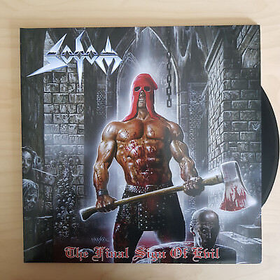 Sodom - Sodom Final Sign Of Evil  DLP