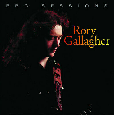 Rory Gallagher : BBC Sessions CD (2018) ***NEW***
