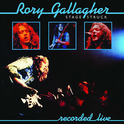 Rory Gallagher : Stage Struck CD (2018) ***NEW***