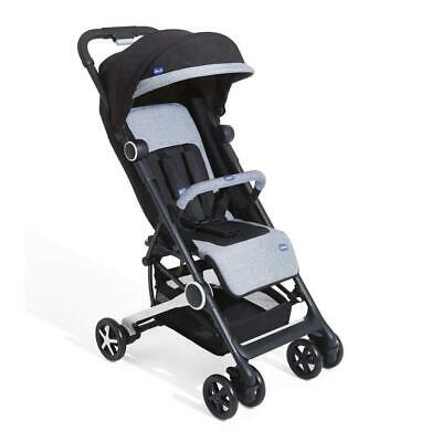 Chicco Miinimo 2 Baby Stroller With Bumper Bar (Black Night) - ON SALE was £160!