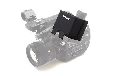 LCD4Video LCD Viewfinder Sunhood for Sony FS5