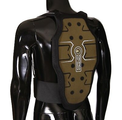 FORCEFIELD FREELITE BACK PROTECTOR Motorcycle Body Armour RACE TRACK ROAD