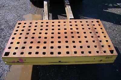 Acorn Welding Table Platen,  5' x 34""