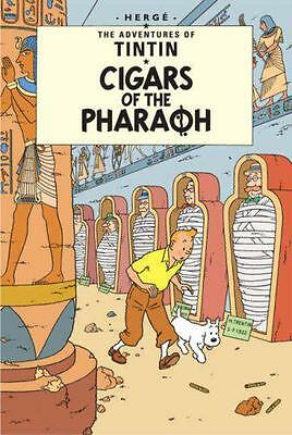 Cigars of the Pharoah (Adventures of Tintin) by Herge | Paperback Book | 9781405