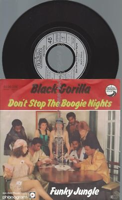 """7""""   Black Gorilla – Don't Stop The Boogie Nights"""