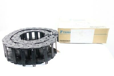 New Tsubaki TKP0580W100R125 Cable Chain Carrier Track 80in