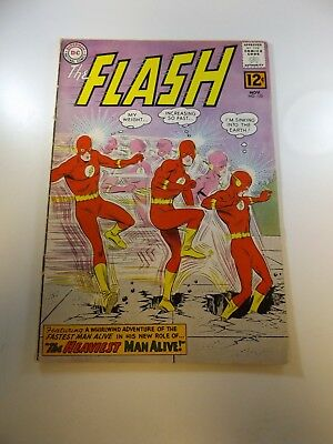 The Flash #132 VG/FN condition Huge auction going on now!