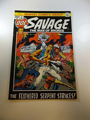 Doc Savage #2 FN- condition Huge auction going on now!