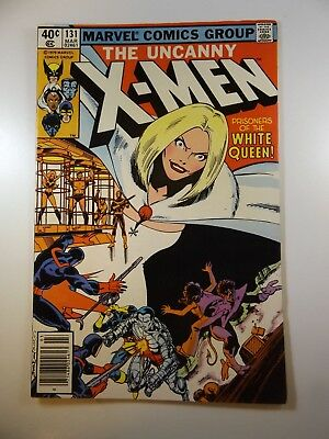 The Uncanny X-Men #131 VF Condition!! 1st Emma Frost Cover!!