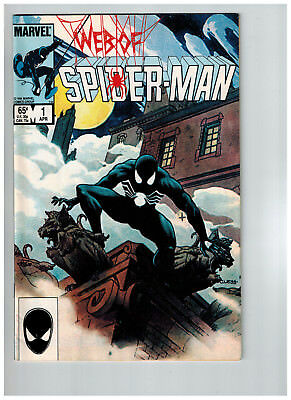 Web of Spider-Man #1 --Cleaning out my closet!