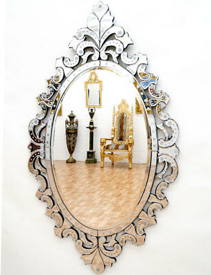 trumeau mirror putto relief spiegel venezianer wandspiegel blau gold eur 385 00. Black Bedroom Furniture Sets. Home Design Ideas