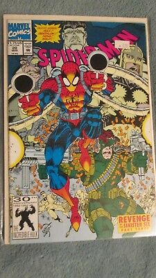 Spider Man #19 (Marvel, 1991) NM 9.4