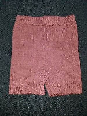 Sloomb playshorties, size 6-18mo