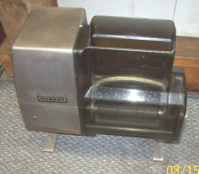 Hobart Model 403 Commercial Electric Meat Tenderizer - Overall Exc. Condition