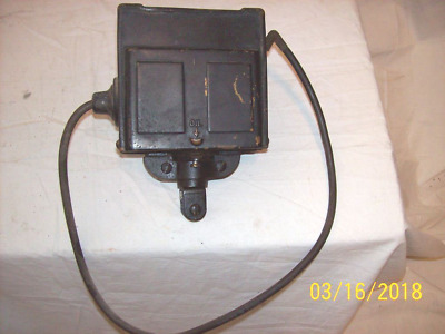 Wico Ek Magneto For Hit & Miss / Stationary Engines - Nice Orig. Condition