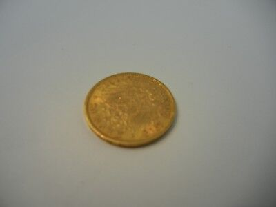 1913 German 20 Marks Gold Coin