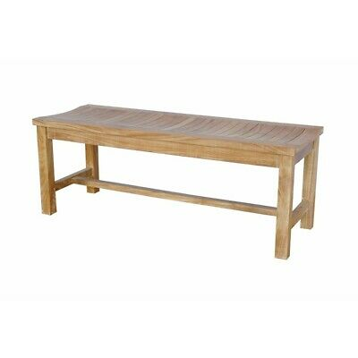 Anderson Teak Casablanca 2-Seater Backless Bench - BH-448B