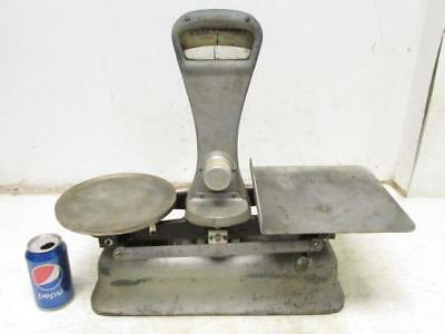Antique Vintage Exact Weight Balance Scale