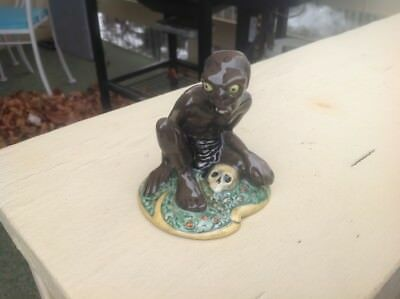 1979 Royal Doulton Lord of the Rings Middle Earth HN 2913 GOLLUM Figurine EXC.