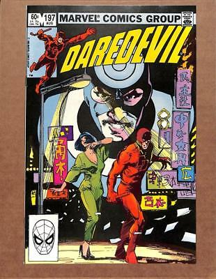 Daredevil # 197 - NEAR MINT 9.8 NM - Avengers Defenders! MARVEL Shop Comics!!