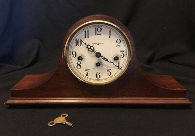 Howard miller mantle clock westminster chime