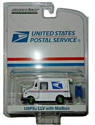 Greenlight 29888 USPS LLV Long-Life Postal Delivery Vehicle 1:64 Scale CHASE